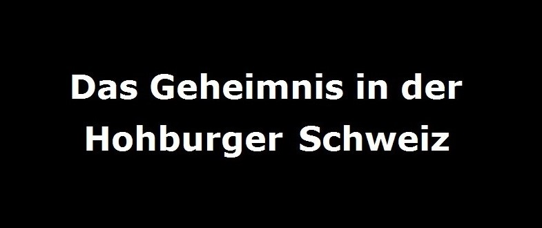 Titel Geheimnis Hohburg
